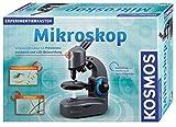 KOSMOS 635602 - Mikroskop, Experimentierkasten