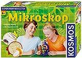 Kosmos 635213 Mikroskop für Natur-Entdecker, 18-faches Okular, bis zu 750-fache...